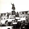 Cartelli bianchi in Piazza San Carlo, 1971 | 3